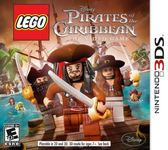 3DS Lego Pirates of the Caribbean 樂高神鬼奇航(美版代購)