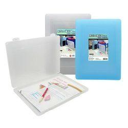 《享亮商城》CP3302W 白色 新型A4資料盒(2cm)  WIP