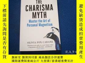 二手書博民逛書店The罕見Charisma Myth: Master the A