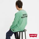 Levis 男款 長袖T恤 / 滑板系列 / 街頭風設計