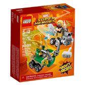 【鯊玩具Toy Shark】 LEGO 樂高 Super Heroes 迷你車系列 76091 索爾vs.洛基