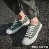 帆布鞋男-男鞋秋季網紅潮鞋新款帆布板鞋學生韓版潮流百搭抖音同款布鞋 糖糖日系