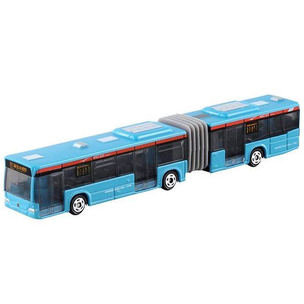 TOMICA 多美小汽車 134 賓士Benz CITARO BUS 京城連結巴士 【鯊玩具Toy Shark】