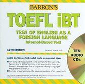 (二手書)Barron's TOEFL iBT Internet-Based Test 12th Edition with Audio C..