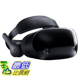 [107美國直購] 耳機 Samsung Hmd Odyssey Windows Mixed Reality Headset with 2 Wireless Controllers (XE800ZAA-HC1US)