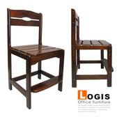 邏爵家具~SW5復古實木萬用椅 餐椅 書桌椅 洽談椅 工作椅 電腦椅 (DIY組裝)