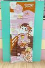 【震撼精品百貨】Peko 不二家牛奶妹~不二家紗布長方巾-粉京都#10525