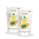 Combi康貝 - 黃金雙酵 奶瓶蔬果酵素洗潔液(奶蔬清潔劑) 補充包 800ml/2入