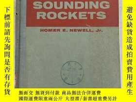 二手書博民逛書店sounding罕見rockets(H2784)Y173412