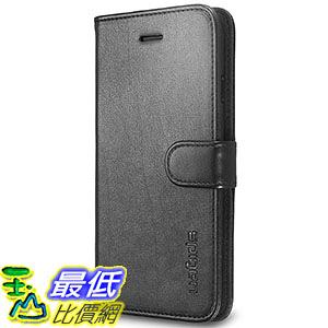 [106美國直購] Spigen Wallet S iPhone 6 Case with Foldable Cover and iPhone 6S 黑白粉三色 手機保護殼