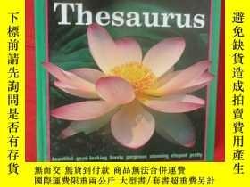 二手書博民逛書店Writer s罕見Thesaurus (16開,硬精裝) 【詳