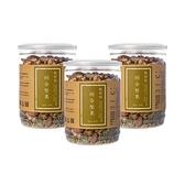 (組)LFN輕烘焙堅果-原味綜合450g 3入組