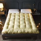 榻榻米可摺疊羽絨棉床墊加厚10cm床褥單雙人1.8*2.8m