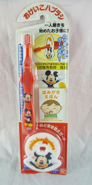 【震撼精品百貨】Micky Mouse_米奇/米妮 ~學習牙刷【共1款】