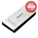 金士頓Kingston XS2000 500GB 行動固態硬碟 卓越效能 隨身帶著走