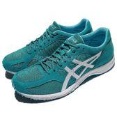 Asics 慢跑鞋 競速跑鞋 Tartherzeal 6 虎走 藍 白 六代 輕量 運動鞋 女鞋【PUMP306】 T870N-3893