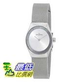 [104美國直購] Skagen 女士手錶 SKW2044  Grenen  Stainless Steel Watch $4267