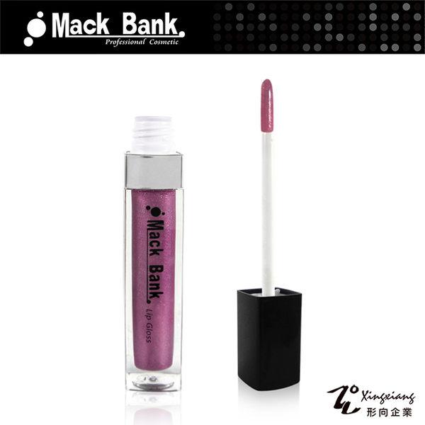 【Mack Bank】M10 極光水透 唇蜜(8g)(共5色可選)(形向Xingxiang 臉部 彩妝 唇妝 唇彩)