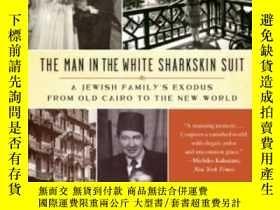 二手書博民逛書店The罕見Man In The White Sharkskin SuitY364682 Lucette Lag