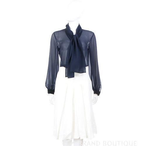 KENZO-antonio marras 抓褶設計及膝裙(白色) 0520644-20