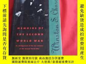 二手書博民逛書店Memoirs罕見of the Second World War 【精裝】Y179070 Winston S.