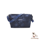B.S.D.S冰山袋鼠 - 香巧班尼 - 輕旅防潑水側背小包 - 炫彩藍【001-1B】