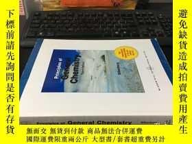 二手書博民逛書店Principles罕見of General Chemistry ThirdEdition(普通化学原理第三版)奇