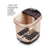 足浴器盆桶全自動加熱恒溫電動按摩洗腳器家用泡腳深桶足療機一條街 居享優品