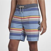 Hurley PENDLETON YOSEMITE BEACHSIDE 18 海灘褲-PENDLETON-藍(男)