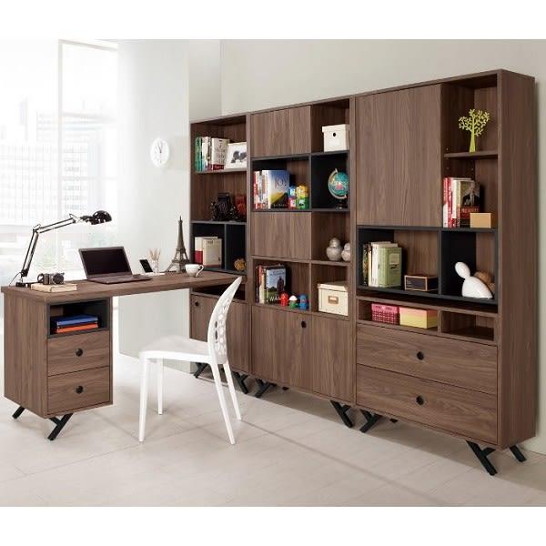 書桌 L型書桌 MK-872-123 約克5尺L型二抽書桌【大眾家居舘】
