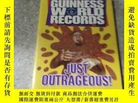 二手書博民逛書店《JUST罕見OUTRAGEOUS!》 翻譯:只是令人髮指!Y2