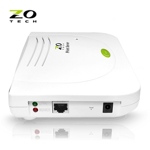 ZO TECH 零壹科技 PA301 三平行埠 印表伺服器 支援三台平行埠印表機同時使用