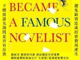 二手書博民逛書店How罕見I Became A Famous NovelistY256260 Steve Hely Grove