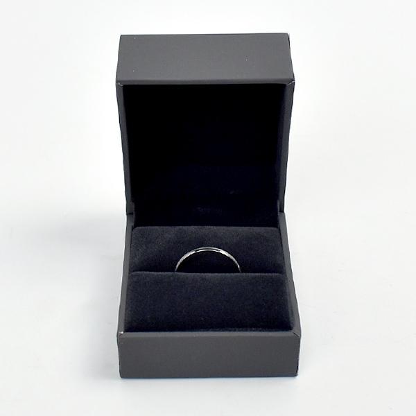 戒指盒 簡樸灰飾品禮盒【NAWA26】