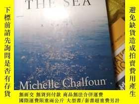 二手書博民逛書店the罕見width of the seaY135543 Michelle Chalfoun collins