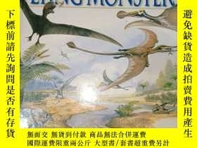 二手書博民逛書店DISCOVERING罕見DINOSAURS FLYING MONSTERS(英文原版)Y228084 不認識