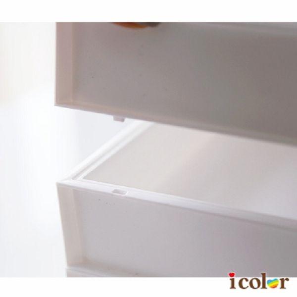 icolor 組合式A5抽屜盒 收納盒