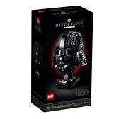 75304【LEGO 樂高積木】星際大戰 Star Wars - 黑武士頭盔 Darth Vader-TH Helmet