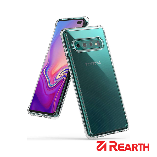 Rearth 三星 Galaxy S10 Plus(Ringke Fusion) 高質感保護殼