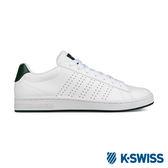 K-Swiss Court Casper S休閒運動鞋-男-白/綠