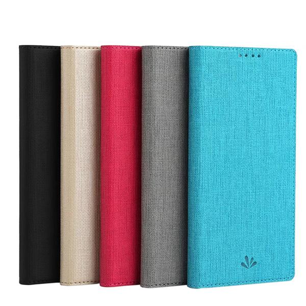 ViLi DMX Sony Xperia XA2 簡約時尚側翻手機保護皮套 隱藏磁扣支架 插卡手機套 內TPU軟殼全包防摔