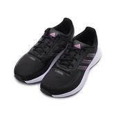 ADIDAS RUN FALCON 2.0 輕量跑鞋 黑桃 FY9624 女鞋