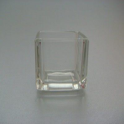 小直角杯(100ml)/玻璃瓶/儲物罐/收納罐/糖果罐/保鮮罐