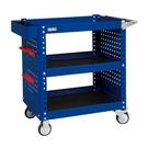 [家事達] TANKO-EKA-3MR5 (藍) EKA 作業車 工具車 特價