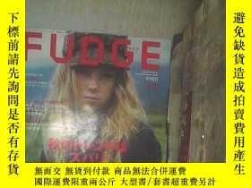 二手書博民逛書店FUDGE罕見2008 65 日文雜誌 .Y261116