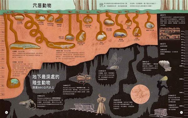 最高的山‧最深的海:世界自然奇觀