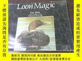 二手書博民逛書店Loon罕見Magic(龍的魔法)Y20470 TOM KIEI