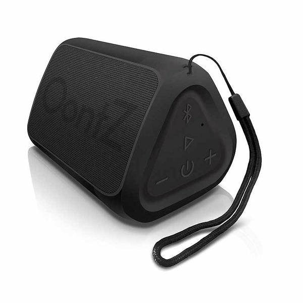 OontZ Angle Solo 揚聲器 IPX5防水 100英尺無線範圍 黑 [2美國直購]
