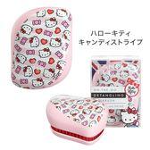 日本熱賣KITTY TANGLE TEEZER英國專利護髮梳粉多圖660167代購通販屋
