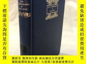 二手書博民逛書店The罕見Autobiography of Leigh Hunt